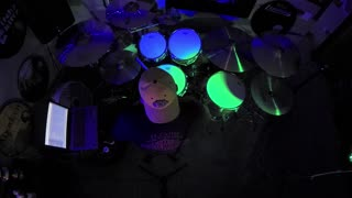 One of these nights. Eagles Drum Cover