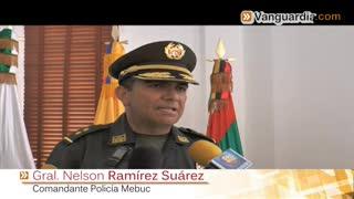 Video registró hurto a un parqueadero en Bucaramanga