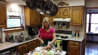 Brother/Sister meatloaf cookoff part 2