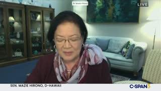"Sen. Hirono Says Censorship Is ""Baseless"" Because Media Matters Says So"