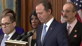 BREAKING: House Democrats Announce Two Articles Of Impeachment