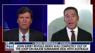 Who Really Runs the US Government: Glenn Greenwald With Tucker Carlson