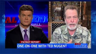 Dan Ball W/ Ted Nugent (Part 1)