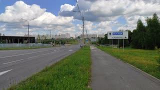 Улица Без пробок