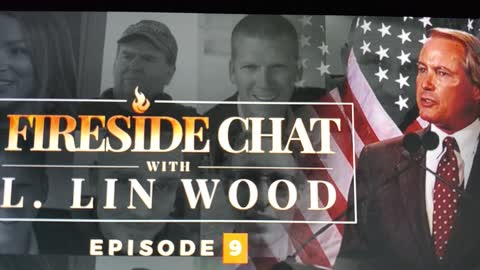 Lin Wood Fireside Chat, Ep# 9; Part 1, Inauguration staged?