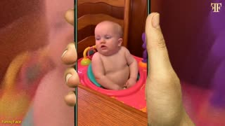To Cute - Baby's falling asleep compilation