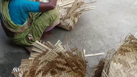 Village Home made house hold craft from Bamboo