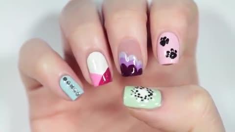 new nail art 2021