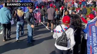 President Trump Visits Million MAGA March