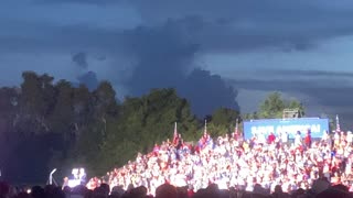 "Trump Rally Sarasota President Trump ""Russia, Russia, Russia"""