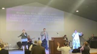 May 23, 2021, Pentecost Sunday Praise