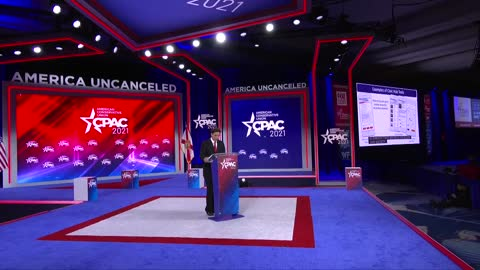 CPAC 2021- The Left's Assault on a Free People, Big Tech