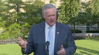 White House Chief of Staff Mark Meadows on COVID-19 vaccine