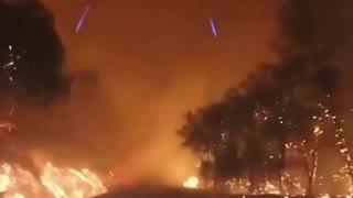 Apocalypse Road in California