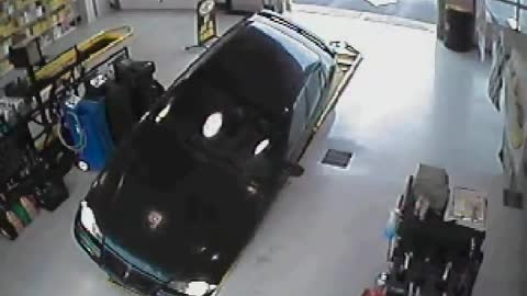 Oil Change Accident