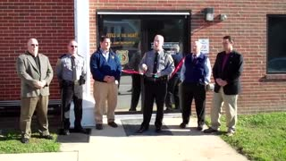 The 2nd annual Open House, Queen Anne's County (MD) Sheriff's Office.