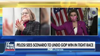 Pelosi Looking To Overturn Iowa Election Where Republican Won House Seat