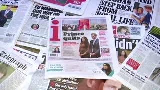 Prince Harry and Oprah's star-studded TV series