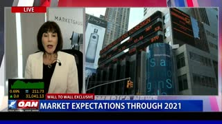 Wall to Wall: Michele Schneider on Wall Street in 2021