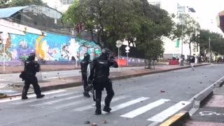 Disturbios Universidad Industrial de Santander