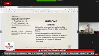 Part 13, Arizona State Senate Judiciary Holds Hearing on Election Fraud,12/14/20.