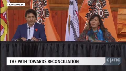 First Nation Chief humiliates Trudeau for ignoring invitation in favour of a surfing vacation in Tofino.