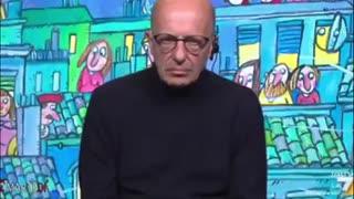 Walter Ricciardi ( OMS ) - La mascherina la utilizzano i paranoici
