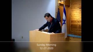 Sunday Morning Sermon from 12-27-2020