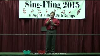Special Song - Almighty God, by Wilton Bass, 2015