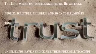 Trust in LORD!