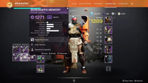 How to Upgrade Gear in Destiny 2