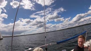 Spring Series Race 3 Wabamum Lake