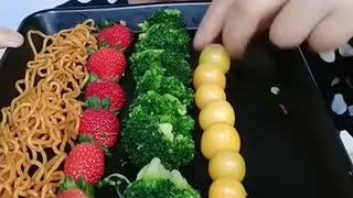 FASTST EATING MUKBANG EATING