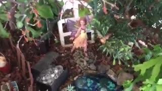 A Fairy Garden Tour DIY
