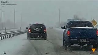 01/31/2021 Snow Accident