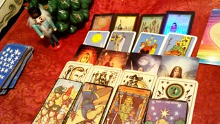 Taurus Christmas Tarot reading THe Grinchiest ever christmas 2020