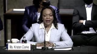 Tom Cotton GRILLS Biden DOJ Nominee Over Michael Brown Case