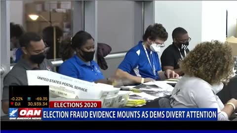 Nov 3 Voter Fraud - Why Democrats Want to Runout The Clock