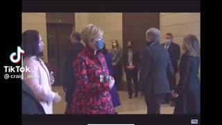 Nancy pelosi gets taken by feds
