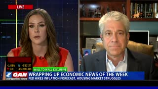 Wall to Wall: Mitch Roschelle on Fed Inflation Forecast, Housing Market