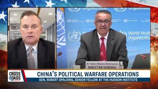 Gen. Robert Spalding: China Used Virus Spread As a Political Weapon