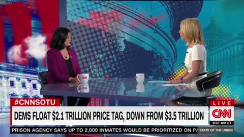 Progressive chair Rep. Jayapal says 'price tag' doesn't matter as long as they get their priorities