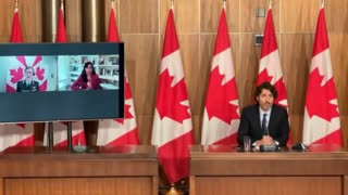 Justin Trudeau Considering Taking Catholic Church To Court