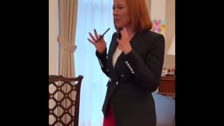 THIS IS AN ACTUAL VIDEO FROM INSIDE THE BIDEN WHITE HOUSE