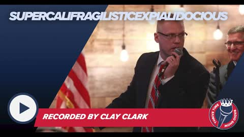Lyrical Miracle - Supercalifragilisticexpialidocious - Recorded by Clay Clark