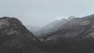 Mount Charleston Winter Skies