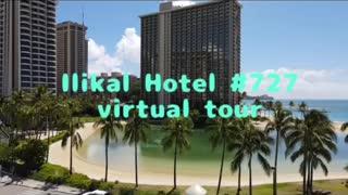Ilikai Apts. #727 virtual tour