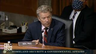 Rand Paul Slams BLM As Terrorists