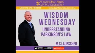 M.C. Laubscher Discusses Understanding Parkinson's Law