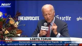 Joe Biden LBGYN
